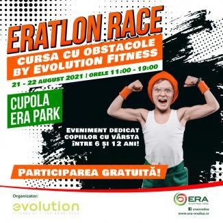 ERA Park Oradea te provoacă la mişcare. Hai la ERAthlon!