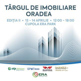 Târg de imobiliare, la ERA Park Oradea: Vino să afli totul despre casa ta de vis!