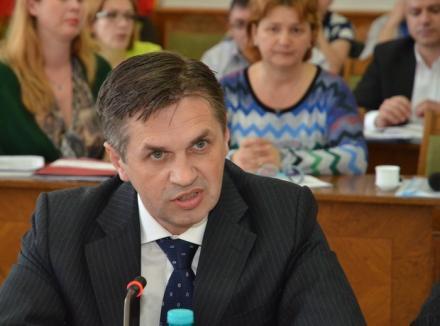 Consultantul în afaceri Octavian Dan este noul preşedinte al Asociaţiei Firmelor Bihorene