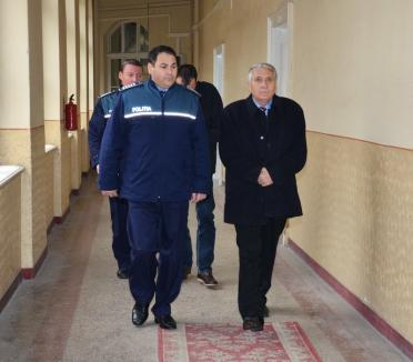 Fostul subprefect Odobasianu şi colegii săi de dosar penal, încarceraţi din greşeală, au fost eliberaţi