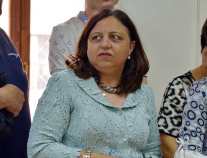 Olimpia Mintaş, noul director al Agenţiei pentru Protecţia Mediului Bihor