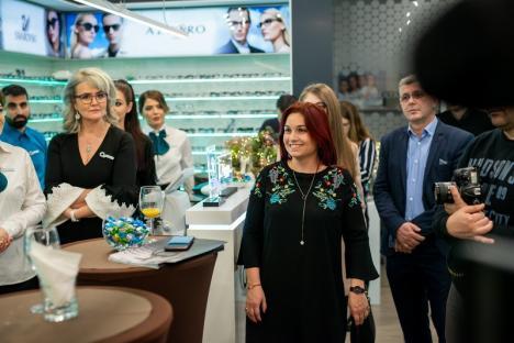 Lansarea Rodenstock DNEye® Scanner 2+ în Oradea: În exclusivitate, la Optica Ovidiu, puteţi obţine potenţialul maxim al vederii! (FOTO)