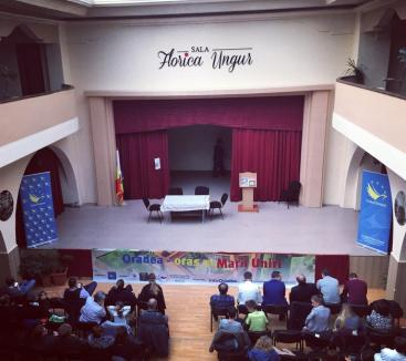 """Echipele de teatru de la patru licee din Bihor, premiate în programul """"Oradea, oraş al Marii Uniri'"""