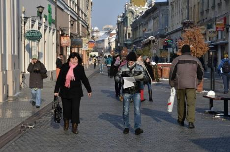 Atenţie la cifre! Contrar lăudăroşeniei guvernanţilor, în Bihor anul trecut a scăzut numărul de angajaţi