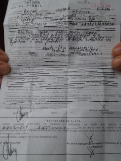 Jandarmerie vs Justiţie: Membrii Asociaţiei Oradea Civică, sancţionaţi pentru că au mulţumit judecătorilor care se opun modificării legilor Justiţiei (FOTO)