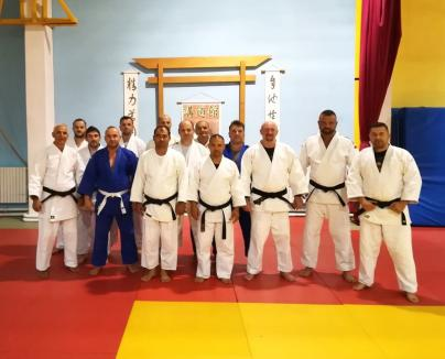 Copţi, dar buni! Oradea a dat trei campioni la Openul Austriei de Judo Masters! (FOTO)