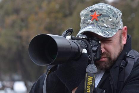 Ovi D. Pop, fotograful orădean cel mai premiat în lume