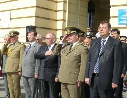 Ziua Imnului Naţional sărbătorită şi la Oradea