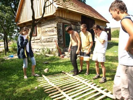 Turism tradiţional în casa Ecotop