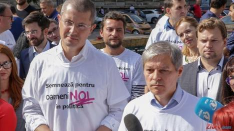 Lovitură: Biroul Electoral Central a respins înscrierea în competiția pentru alegerile parlamentare a USR-PLUS! Cioloș și Barna îl acuză pe Dragnea
