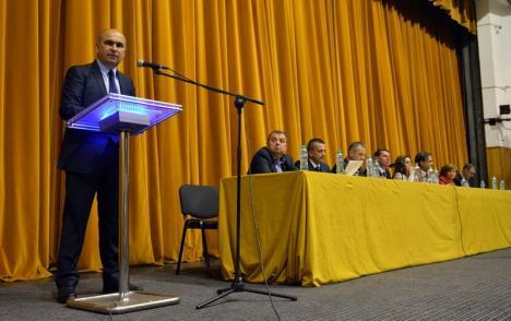 După PSD, şi PNL Bihor a fost amendat de Autoritatea Electorală Permanentă pentru nereguli în cheltuirea banilor