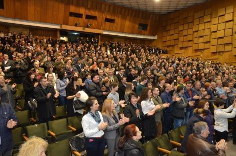 Liberalii şi-au dezvăluit candidaţii la 55 dintre cele 101 primării din Bihor. Ghilea: Avem nevoie de 152.000 de voturi ca să câştigăm judeţul (FOTO)