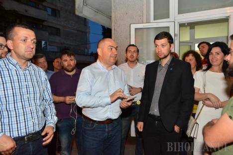 Liberalii, câştigători detaşaţi în Oradea şi în Bihor după numărarea a peste 90% din voturile de duminică