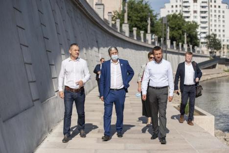 Fondurile europene rămân o prioritate pentru Oradea şi judeţul Bihor