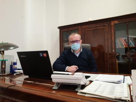 Subprefectul USR-PLUS al județului Bihor, Dan Palaghianu, demis de premierul Florin Cîțu