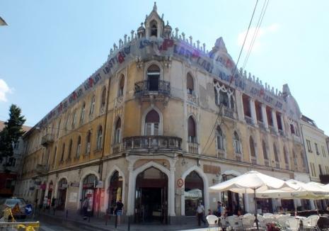 Pentru Oradea frumoasă: Palatele Ullmann şi Rimanóczy Kalman Senior intră în reabilitare