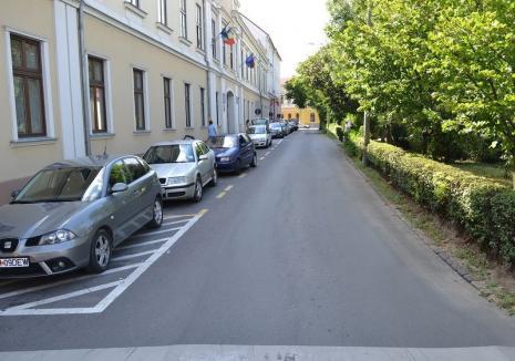 Atenţie la trafic! Se închid străzile Menumorut şi Parcul Traian