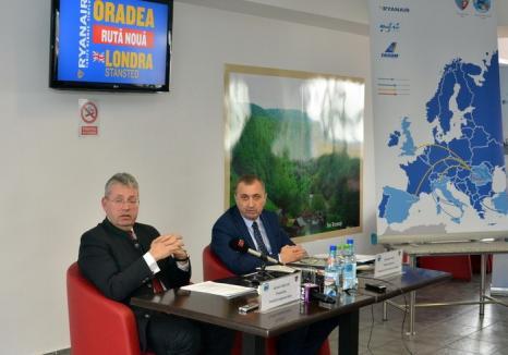 O nouă destinație de pe Aeroportul din Oradea: Din toamnă, curse directe Oradea - Londra