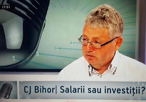Consiliul Judeţean Bihor, fără bani de salarii: Pasztor anunţă posibile reduceri de personal, după ce a făcut zeci de angajări nejustificate