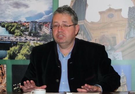 Fostul consilier municipal Pasztor Sandor, delegat de şeful UDMR Bihor, Alexandru Kiss, să candideze la Consiliul Judeţean
