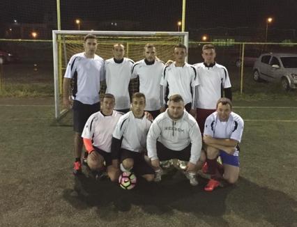 Minifotbal: Agitaţie mare la primul Campionat al firmelor şi instituţiilor