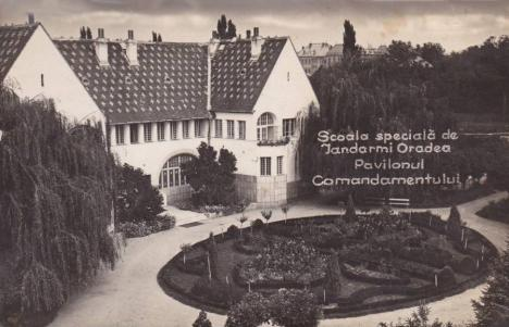 Şcoala de Jandarmi: Universitatea din Oradea s-a născut pe locul unei foste 'pepiniere' de oameni ai armelor (FOTO)