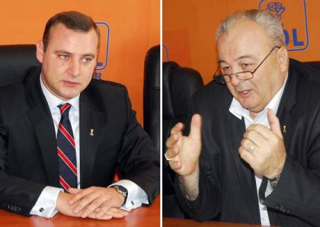 Alegeri la PDL Bihor. Blaga şi Igaş au sosit la Oradea, nu şi Petru Filip