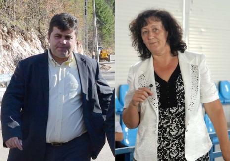 În cabinet cu duşmanul: Primarul de Pietroasa şi-a făcut fosta adversară consilier