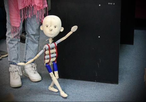 O nouă premieră la Teatrul Arcadia: Pinocchio revine pe scenă! (FOTO)