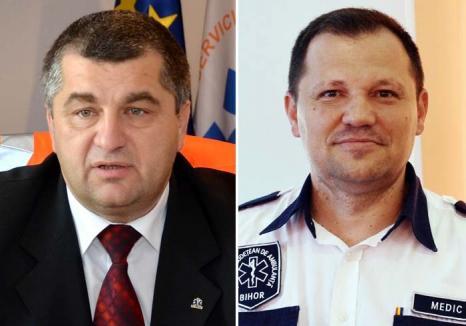 Mazilit peste noapte: Managerul Ambulanţei Bihor a fost schimbat din funcție