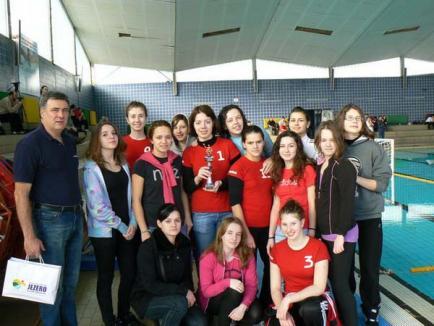 Turneu internaţional de polo feminin la Oradea
