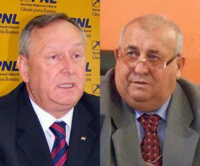 Cornel Popa, enervat că şeful Direcţiei Veterinare, PDL-istul Mircea Budău, îşi bate joc de el, îi cere demisia