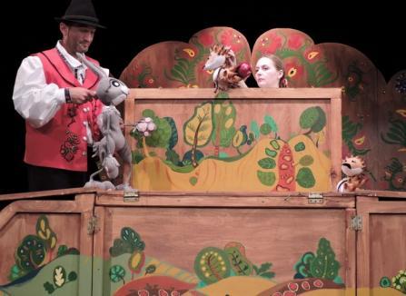Copii, poftiţi la teatru! Weekend plin cu spectacole, la Sala Arcadia
