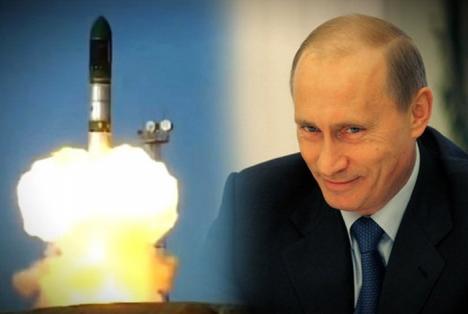 """Vladimir Putin """"flutură"""" racheta care nu poate fi doborâtă de nimeni: """"Încă nu există aşa ceva în lume!"""" (VIDEO)"""