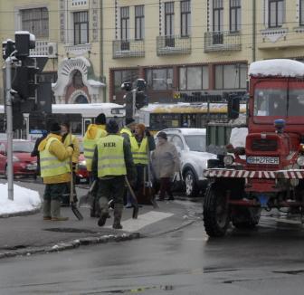 Angajaţii RER Ecologic au reluat lucrul