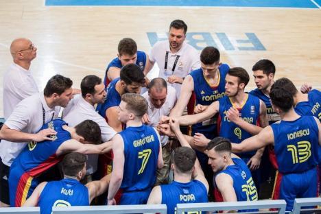Performanţă: Echipa României a câştigat Campionatul Europen de baschet masculin U20 – Divizia B de la Oradea!