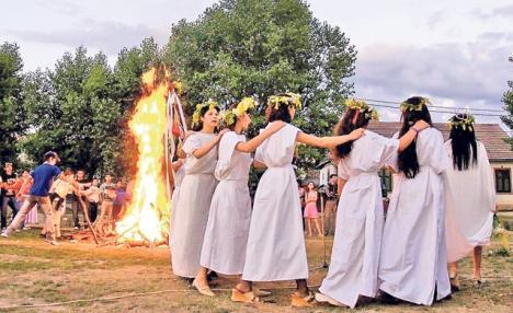 Creştinii sărbătoresc Pogorârea Sfântului Duh sau Rusaliile