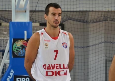 Sârbul Radovan Markovic a revenit la CSM Oradea. Acum, în calitate de antrenor