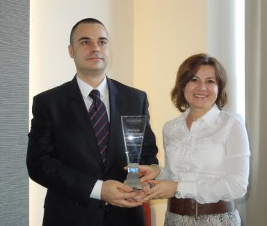 Ramada Oradea, desemnat hotelul anului de cel mai mare lanţ hotelier din lume