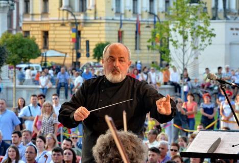 Hai la concert în parc! 'Visul unei nopţi de vară' aduce muzică celebră în aer liber