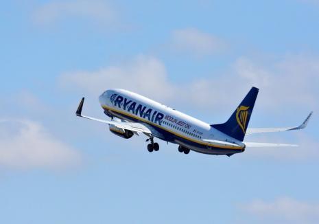 Bye, Oradea! Ryanair va opera zboruri pe Aeroportul din Cluj-Napoca