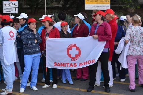 Sanitas Bihor, despre intenţia lui Foncea de a desfiinţa posturile de asistent şef secţie: e nelegală, stresează oamenii şi le reduce eficienţa