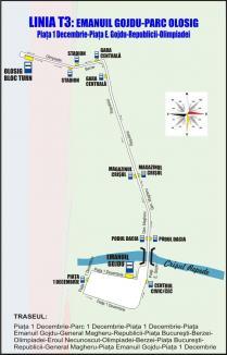 Tramvaiele nu vor circula într-o zonă a Oradiei, de vineri până luni. Vezi alternativele OTL!