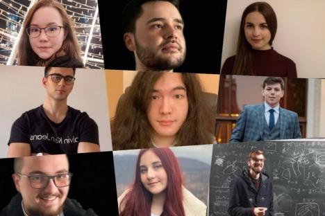 Studenţi români din străinătate, inclusiv un bihorean care învaţă la Oxford, îi provoacă pe elevi la o olimpiadă de ştiinţe