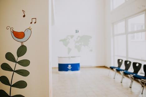 O nouă şcoală în Oradea (FOTO)