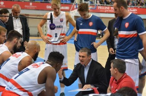 Baschetbaliştii echipei CSM CSU Oradea au pierdut meciul cu Steaua