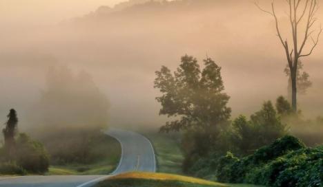 Atenție! Cod galben de ceață în Oradea și în zeci de localități din Bihor