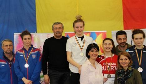 Bianca Benea, din nou campioană naţională de juniori