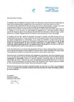 Demisia! Pentru că a fost colaborator al Securităţii, USR îi cere primarului din Aleşd, Ioan Todoca, să se retragă