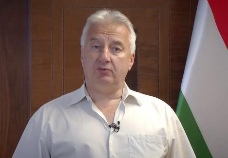 Uite cine vorbeşte! Candidați UDMR Bihor își fac reclamă cu un compromis demnitar ungar (VIDEO)